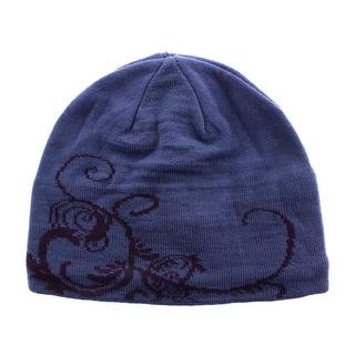 Manzella Womens Lovejoy Wool Blend Fleece Lined Beanie Hat - o/s