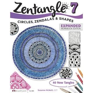 Design Originals Zentangle 7, Expanded Workbook Edition