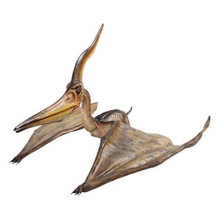 Design Toscano Jurassic-Sized Flying Pteranodon Ingens Dinosaur Statue