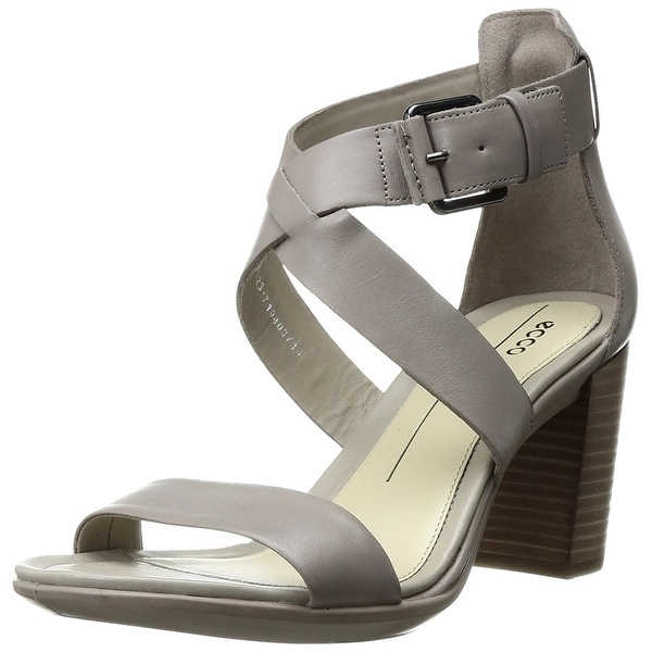 ECCO Womens Shape 65 Leather Open Toe Casual Strappy Sandals
