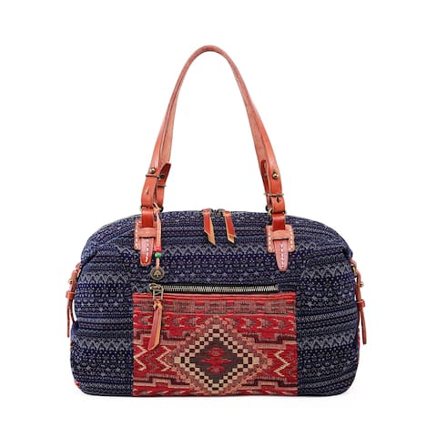 TSD Brand Tribal Secret Fabric Tote