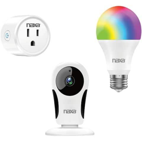Naxa NSH-4000 Wi-Fi Smart Home Kit