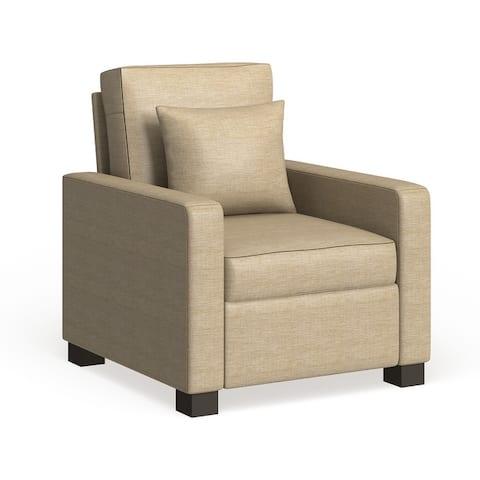 Porch & Den Abbott Chair with Pillows