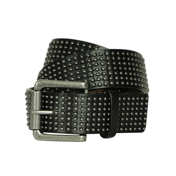 Style & Co. Women's Metal Beaded Lined Belt