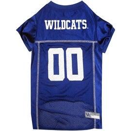 Collegiate Kentucky Wildcats Pet Jersey
