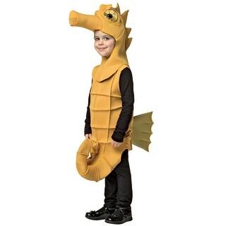 Rasta Imposta Seahorse Child Costume - Orange