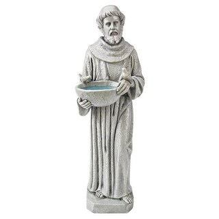 Design Toscano Nature's Nurturer, St. Francis Sculpture: Small