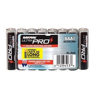 Rayovac AL-AAA Ultra Pro Industrial Alkaline Battery, AAA