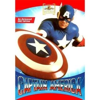 Captain America DVD Movie 1992