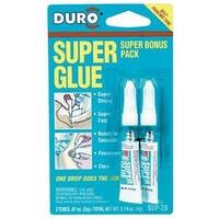 Henkel Corp 2Pk 2Gm Super Glue 1347649 Unit: CARD Contains 12 per case