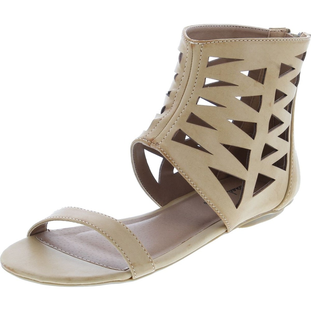 Details about  /Michael Antonio Women/'s Yasmine-vel Heeled Sandal