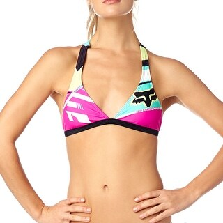 Fox Racing 2016 Women's Divizion Fixed Halter Bikini Top - 15544
