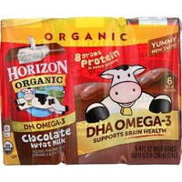 Horizon Organic Dairy - 1% Chocolate Milk ( 18 - 8 FZ)