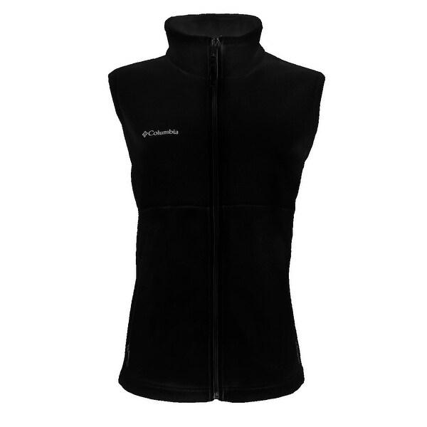 b4dac1865 Columbia Women's Fern Creek Full-Zip Fleece Vest