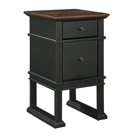 Hekman Furniture Office at Home Mahogany File Cabinet