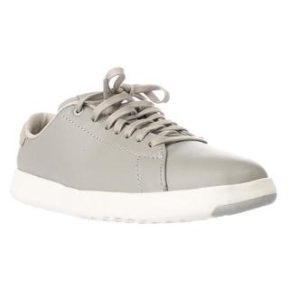 Cole Haan GrandPro Tennis Lace Oxford Fashion Sneakers, Silverfox
