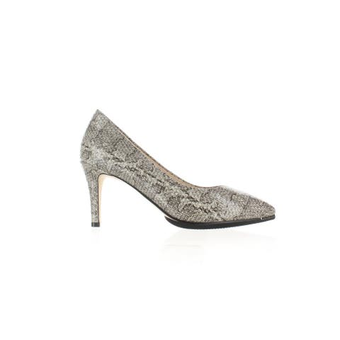 Cole Haan Womens Grnd Ambition Animal Print Pumps Size 5