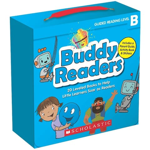 Buddy Readers Parent Pack Level B