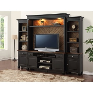 Link to Brighton Heirloom Black Entertainment Center Similar Items in Entertainment Units