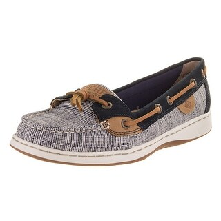 Sperry Womens dunefish Fabric Closed Toe Loafers