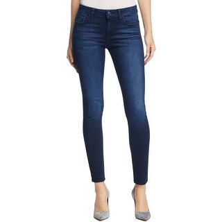 DL1961 Womens Florence Ankle Jeans Denim InstaSculpt