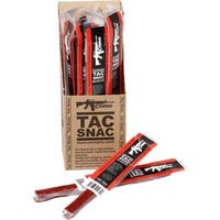Cmmg 1340126pack cmmg tac snack peppered flavor 12 snack sticks