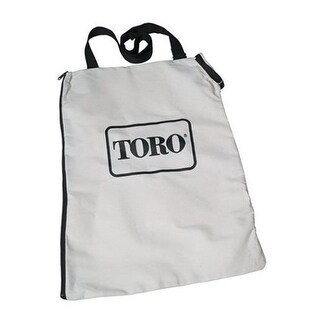 Toro 51503 Rake/Vac Replacement Bag, 1.5 Bushel
