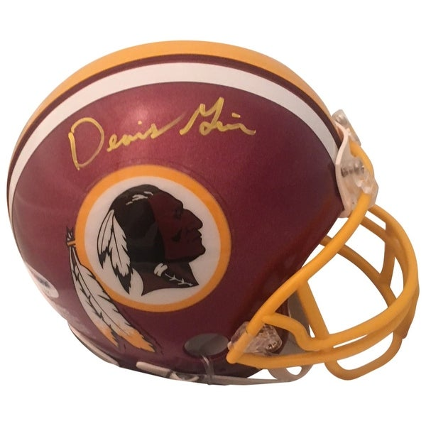 Shop Derrius Guice Autographed Washington Redskins Signed Football Mini  Helmet PSA DNA COA - Free Shipping Today - Overstock - 22175438 8ed0d23c7