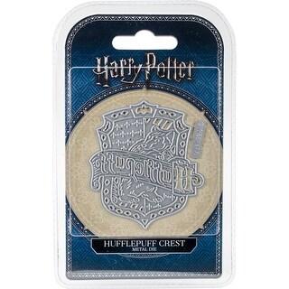 Harry Potter Die-Hufflepuff Crest