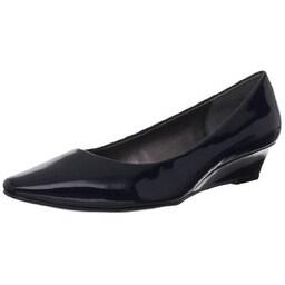 Adrienne Vittadini Footwear Women's Prince Wedge Pump