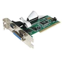 Startech 2S1p Pci Serial Parallel Combo Card With 16550 Uart Pci2s1p
