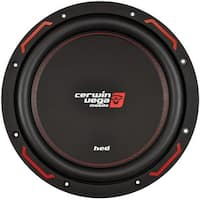 "Cerwin Vega HED Mobile 1200W MAX 10"" DVC 4ohm  / 250W  RMS"