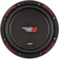 "Cerwin Vega HED Mobile 1200W MAX 12"" DVC 4ohm  / 250W  RMS"