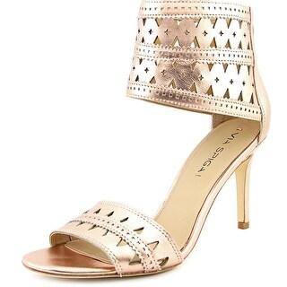 Via Spiga Vanka Open Toe Leather Sandals
