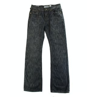 INC NEW Blue Mens Size 32x32 Dark Wash Mid-Rise Zip-Fly Bootcut Jeans|https://ak1.ostkcdn.com/images/products/is/images/direct/ceeda843c693918499a8f172f552eb4c2415ea0f/INC-NEW-Blue-Mens-Size-32x32-Dark-Wash-Mid-Rise-Zip-Fly-Bootcut-Jeans.jpg?impolicy=medium