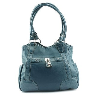 Rosetti Finders Keepers Four Poster Women Synthetic Shoulder Bag - Green