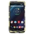 Insten Camouflage Hard Snap-on Rubberized Matte Case Cover For Motorola Droid Turbo - Thumbnail 2