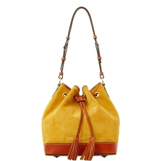 Dooney & Bourke Suede Drawstring (Introduced by Dooney & Bourke at $268 in Jun 2014) - Chamois