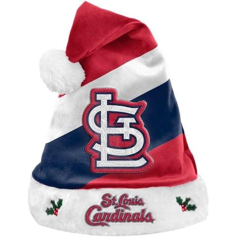 St. Louis Cardinals Santa Hat Basic