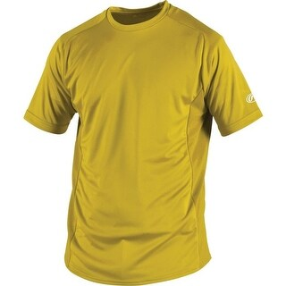 RAWLINGS YTH Crew SS Top 14F GOLD L