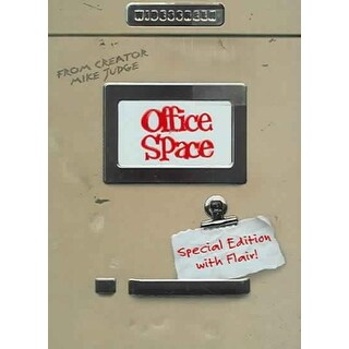 Office Space - DVD