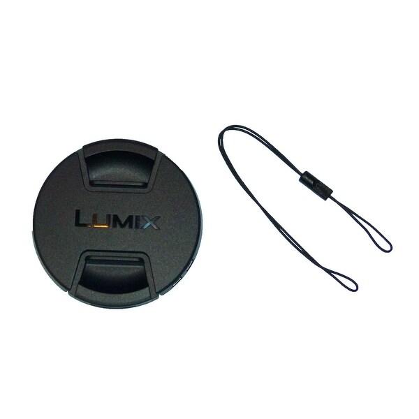 OEM Panasonic Lumix Lens Cap - NOT A Generic: DMCLZ30R, DMC-LZ30R, DMCLZ40K, DMC-LZ40K - N/A