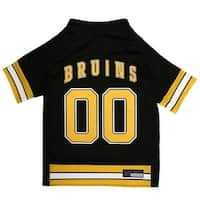 Boston Bruins Pet Jersey - Medium