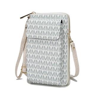 New Olivia Moss Women/'s Crossbody Phone Handbag with Touchscreen Window