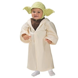 Rubie's Costume Star Wars Complete Toddler Yoda Costume
