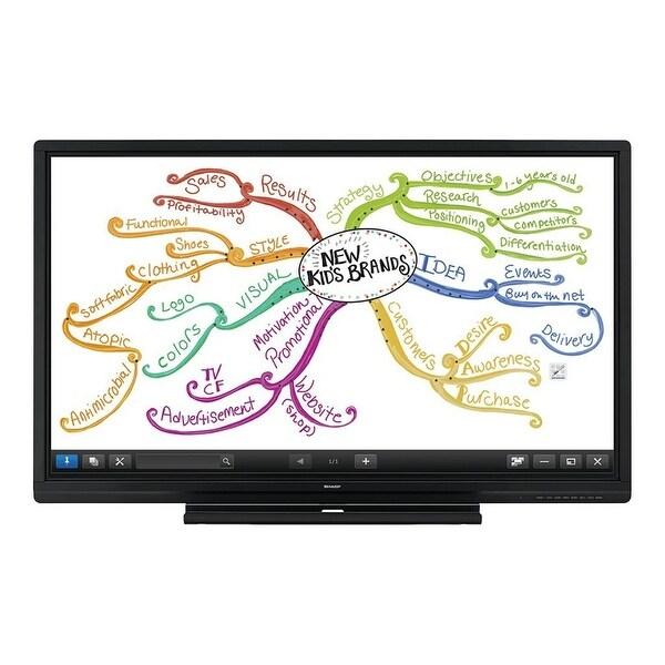 Sharp Elect - Large Format Displays - Pn-C705b