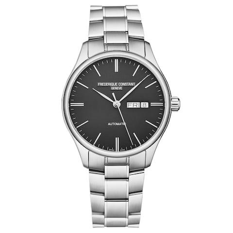 Frederique constant men's 'classics' automatic watch fc-304gt5b6b