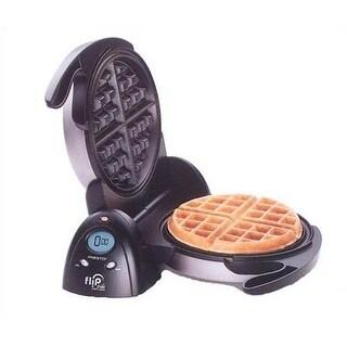 1350 W FlipSide Belgian Waffle Maker