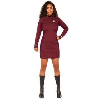 Rubies Star Trek Uhura Adult Costume - Red