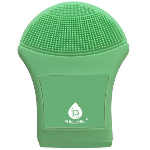 Pursonic FC200 Waterproof Advanced Silicone Exfoliating Facial Cleansing Brush